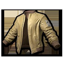 Bomber Jacket (Mustard)