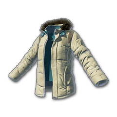 Padded Jacket (Beige)