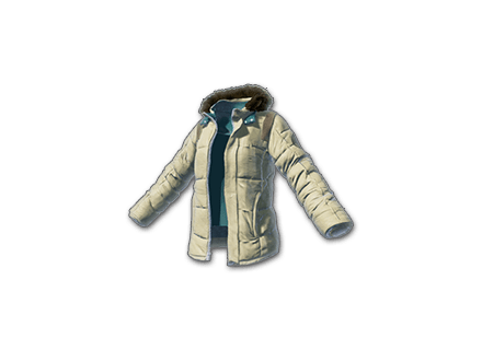 Padded Jacket (Beige) icon