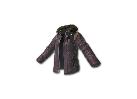 PUBG Padded Jacket (Purple) skin icon
