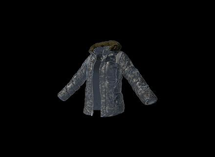 PUBG Urban Padded Jacket skin icon