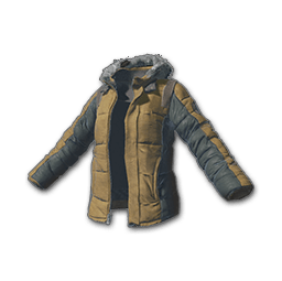 Padded Jacket (Khaki)