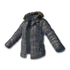 Padded Jacket (Camo)