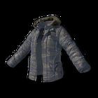 Camo Padded Jacket
