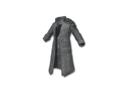 PUBG Coat (Gray) skin icon