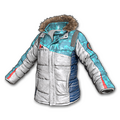 Tri-Color Snow Jacket