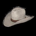 Cowboy Hat (White)