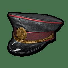 Military Cap (Black)