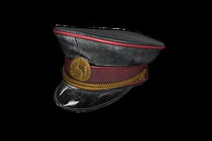 Military Cap Black