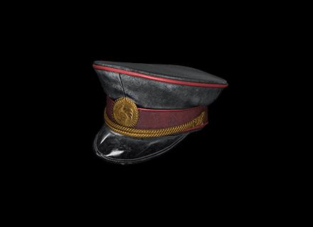 PUBG Military Cap (Black) skin icon