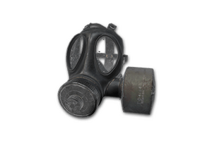 Gas Mask Full