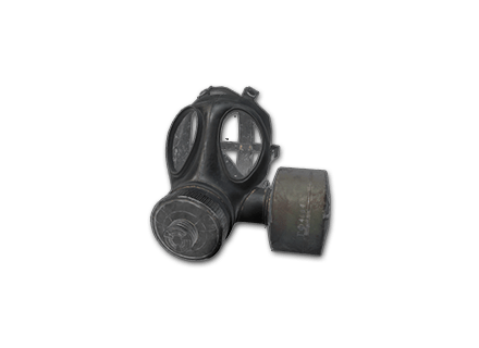 PUBG Gas Mask (Full) skin icon