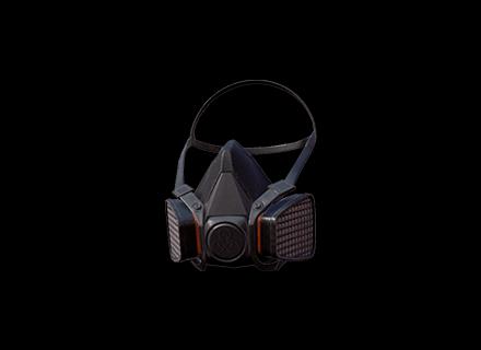 PUBG Gas Mask (Half) skin icon