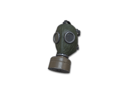 PUBG Vintage Gas Mask skin icon