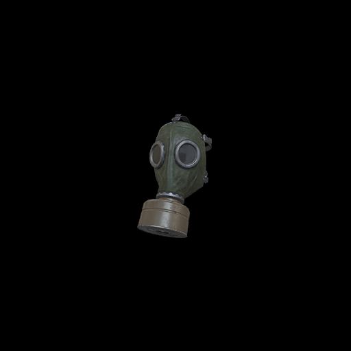 Vintage Gas Mask - gocase.pro