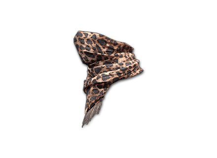 PUBG Cloth Mask (Leopard) skin icon