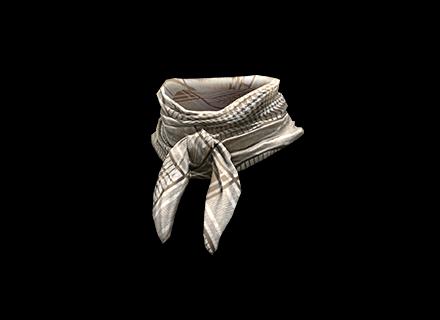 PUBG Desert Shemagh skin icon