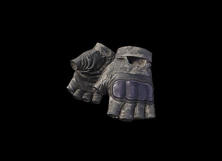 PUBG Fingerless Gloves (Camo) skin icon