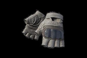 Fingerless Gloves Tan