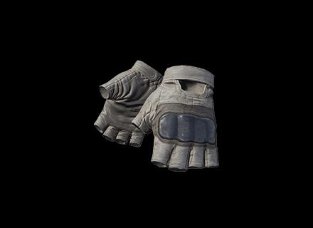 PUBG Fingerless Gloves (Tan) skin icon