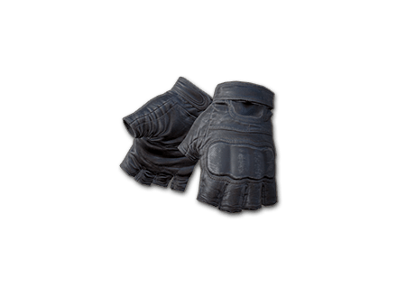 PUBG Fingerless Gloves (Leather) skin icon