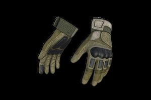 Combat Gloves Khaki