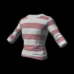 free pubg skin Long Sleeved T-shirt (Striped)