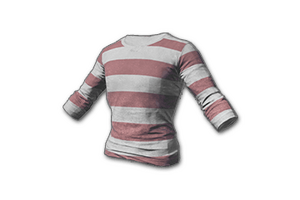 Long Sleeved T Shirt Striped