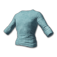 Long Sleeved T-shirt (Light Blue)