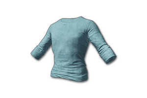 Long Sleeved T Shirt Light Blue