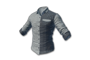 Matched Shirt Gray