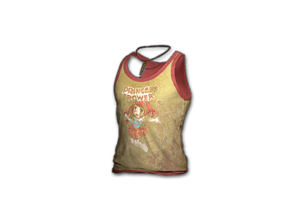 Skin Tracker Pubg Princess Power Tank Top