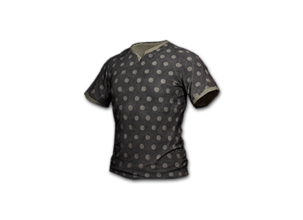 PUBG Polka Dot T-shirt skin icon