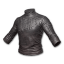 Long Sleeved Leather Shirt
