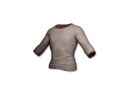 PUBG Long Sleeved T-shirt (Red) skin icon