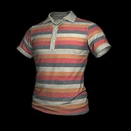 Retro Polo Shirt