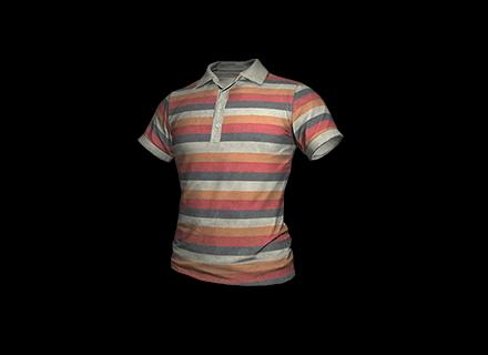 PUBG Retro Polo Shirt skin icon