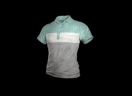 PUBG Mesh Polo Shirt skin icon