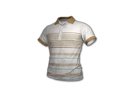 PUBG Vintage Polo Shirt skin icon