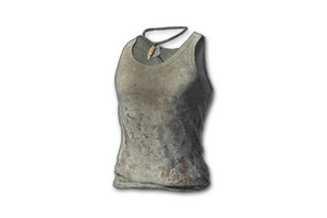 Bloody Tank Top White