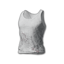 Dirty Tank Top (White)