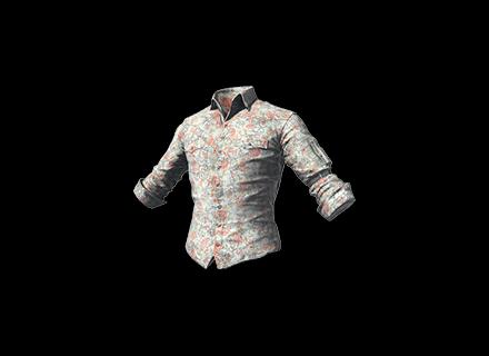 PUBG Floral Shirt skin icon
