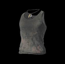 Dirty Tank Top (Gray)