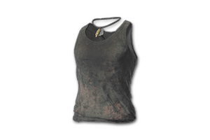 Dirty Tank Top Gray