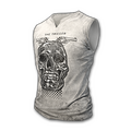 Sleeveless Skull top