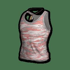 Camo Tank Top (Red)