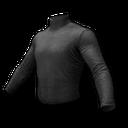 Long Sleeved Turtleneck (Black)