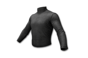 Long Sleeved Turtleneck Black