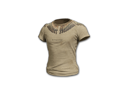 PUBG Feathered Shirt skin icon