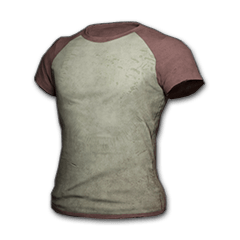 Raglan T-shirt (Red/White)